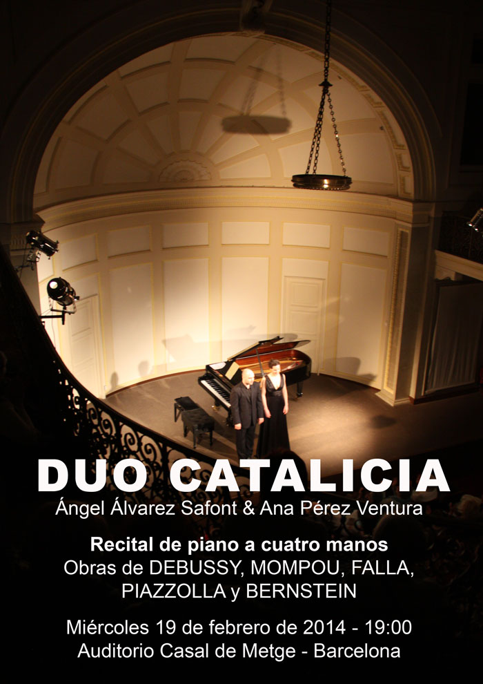 Poster DUO CATALICIA