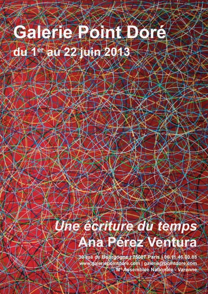 Galerie Point Doré - Une écriture du temps