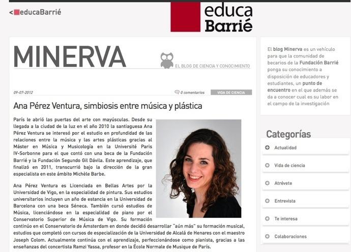 blog minerva